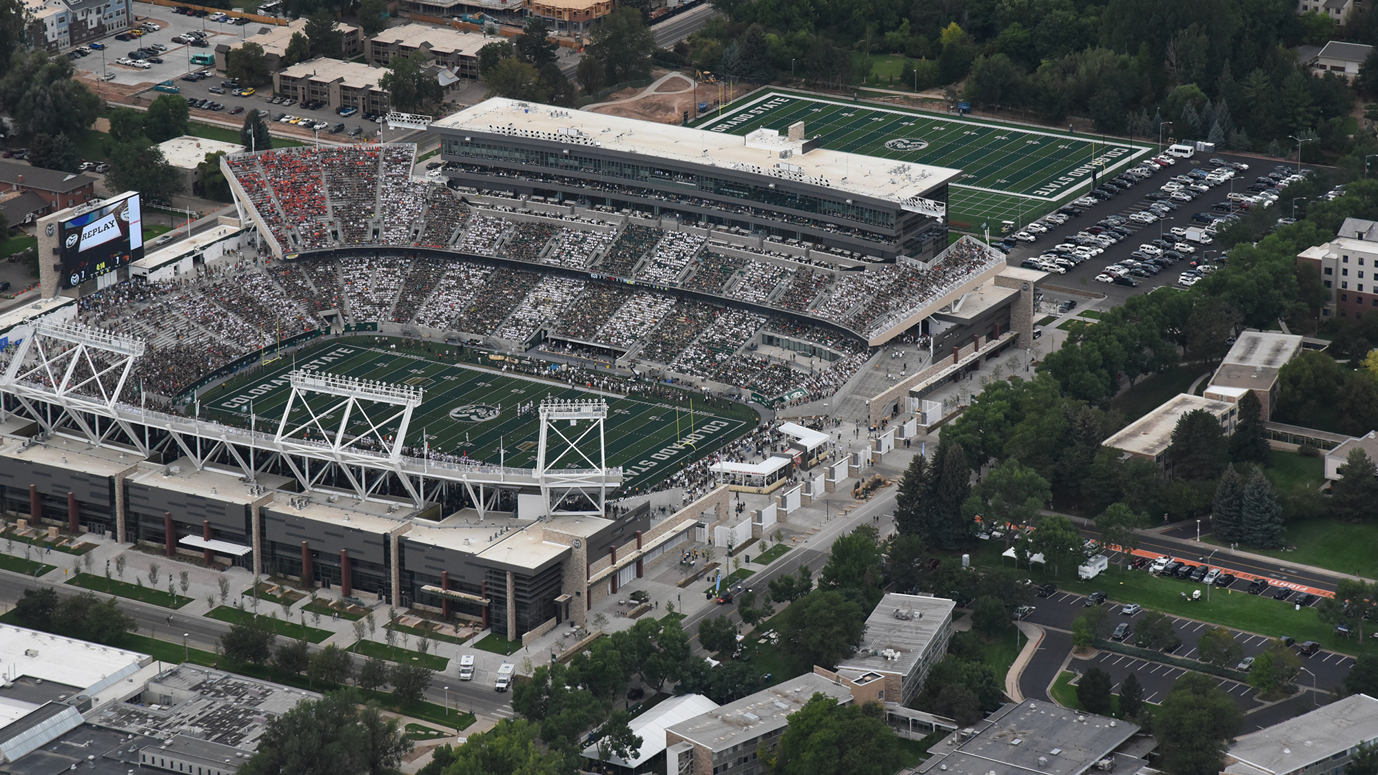 Canvas Stadium Facilities Colorado State University Athletics