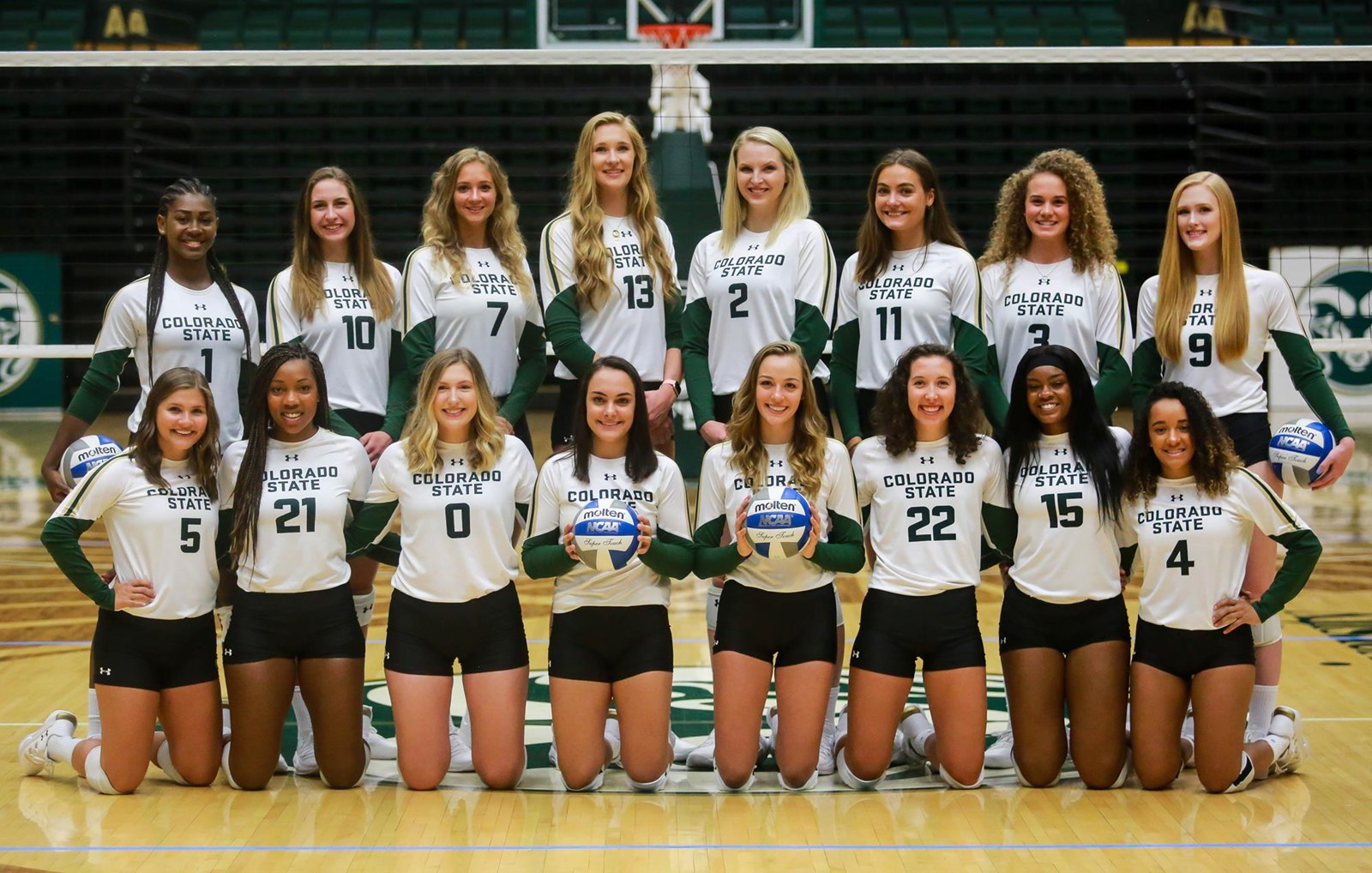 2019 Volleyball Roster Colorado State University Athletics