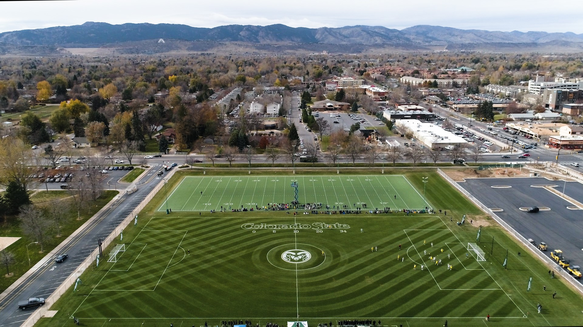Colorado State initiates process for women's sports complex